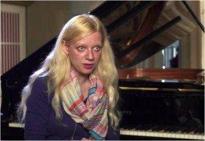 Valentina Lisitsa interviewed in Donetsk on June 22, 2015