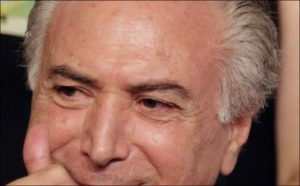 Brazil Vice-President Michel Temer (Eraldo Peres, AP)