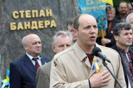 Commemorating the WW2-era Nazi collaborator Stepan Bandera