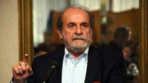 Ertugrul Kurkcu, Honorary President of HDP party in Turkey