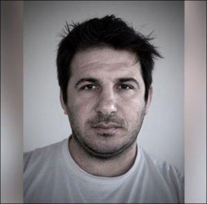 Greek photo journalist Giorgos Moutafis (photo on his website)
