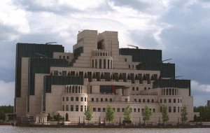 Headquarters of Britain's Secret Intelligence Service, MI6 (Reuters)