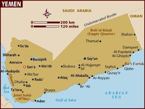 The forgotten war: A shaky truce in Yemen - New Cold War