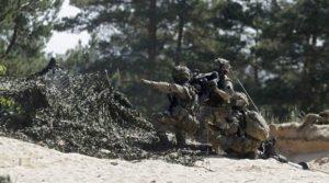 NATO soldiers (Ints Kalnins, Reuters)