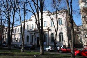 Headquarters of Institute of National Memory of Ukraine (Wikipedia)