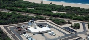 Lockheed Martin photo of its 'Aegis Ashore' land-based missile system facility in Hawaii