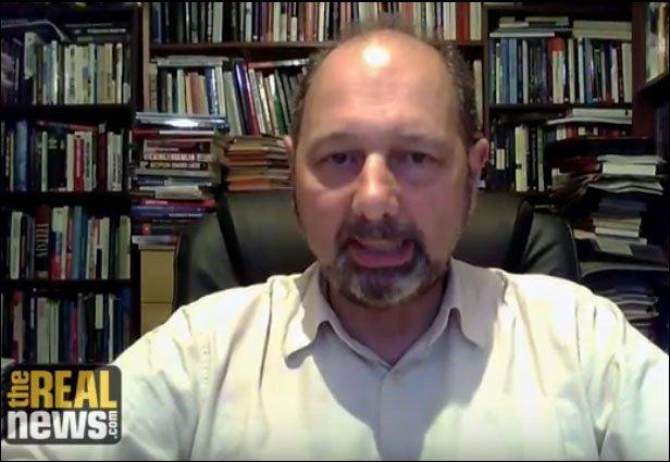 Interview with Richard Sakwa: With NATO exercises...