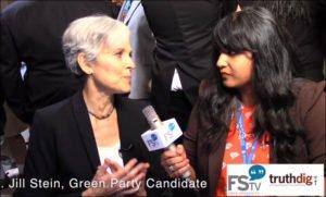 Dr. Jill Stein interviewed on July 26, 2016
