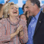Doubling down on Wall Street: Hillary Clinton and Tim Kaine