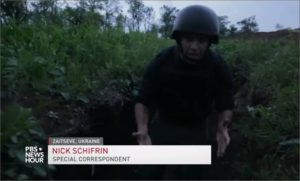 PBS News Hour report from Donetsk People's Republic in July 2016