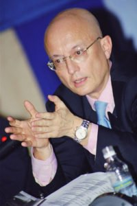 Seregei Karaganov, Russian foreign policy advisor (Wikipedia)