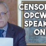 Ex-OPCW chief Jose Bustani reads Syria testimony that US, UK blocked at UN