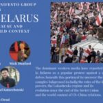 Crisis in Belarus: Distinguishing cause and consequence in world context
