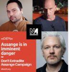 Does the US want Julian Assange dead?