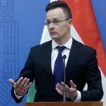 Hungary's foreign minister blasts EU sanctions on China and Myanmar as 'harmful' and 'pointless'