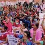 Nowhere but in the struggle: Solidarity with India's agricultural women workers
