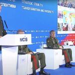 Belarusian defense minister analyzes new military occupation of Europe