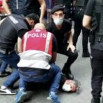 'I can't breathe': Turkish police detain AFP photojournalist during Istanbul Pride march