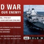 No Cold War Britain launch: China is not our enemy!
