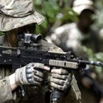 Secret wars and grey zones: defence minister explains UK's military future