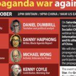 Webinar: The Propaganda War Against China