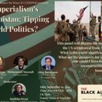 Webinar: Analyzing Imperialism's Defeat in Afghanistan: A Tipping Point in World Politics? (19 September)