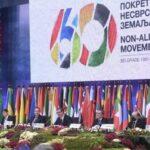 Non-Aligned Movement commemorates 60 years