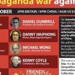 Review: The Propaganda War against China