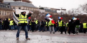 Slavoj Žižek and the Yellow Vests