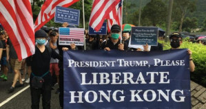Behind a made-for-TV Hong Kong protest narrative, Washington is backing nativism and mob violence
