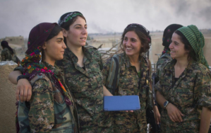 Revolution and counterrevolution in Rojava