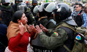 What the coup against Evo Morales means to indigenous people like me