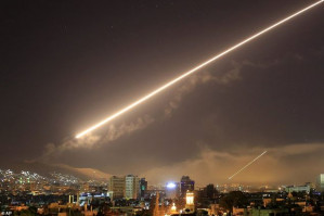 Leaked email claims UN watchdog's report into alleged poison gas attack by Assad was doctored. Was it to justify British and American missile strikes on Syria?