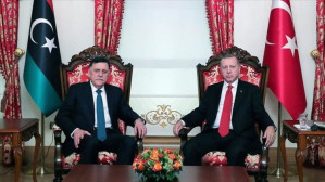 Turkish military deployment to Libya edges closer after Erdogan meeting with GNA leader