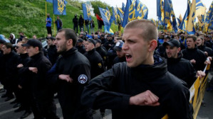 Atlantic Council lets former organizer of Crimean 'anti-NATO weekend' whitewash Ukrainian Neo-Nazis