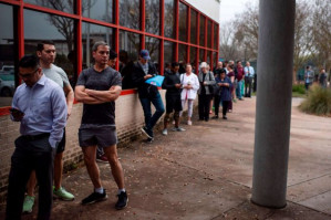 Texas closed hundreds of polling sites in areas with fast-growing Black and Latino populations