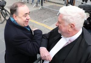Iain Macwhirter: Salmond has won one battle. Now another will begin