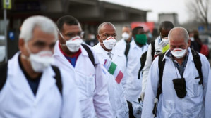During Coronavirus: Cuba to the rescue, but don't tell the American people