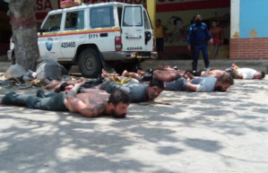 Venezuela: Fishermen detain new armed group attempting coup in coastal state of Aragua
