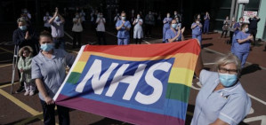 Johnson government scraps Public Health England, accelerating break-up of National Health Service