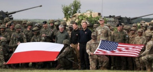 U.S. troop deployments to Poland shine light on New Cold War strategy