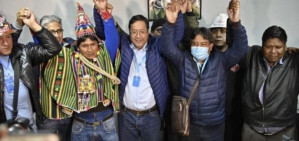 MAS returns to power in Bolivia one year after US-backed coup