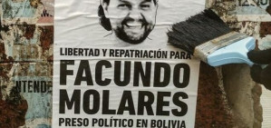Bolivia: Court lifts photojournalist Facundo Molares' arrest
