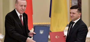 Chicken Kiev meets Cold Turkey: Black Sea axis emerges?