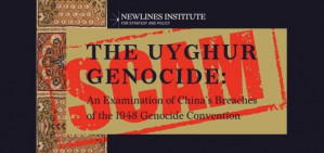 'Independent' report claiming Uyghur genocide brought to you by sham university, neocon ideologues lobbying to 'punish' China