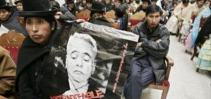 Victims of Bolivia's 2003 Massacre Find Justice