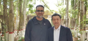 Daniel Dumbrill Interviews a Kashgar Imam in Xinjiang