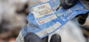 Investigation finds plastic from the UK and Germany illegally dumped in Turkey