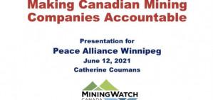 Canada's Mining Industry Bullies