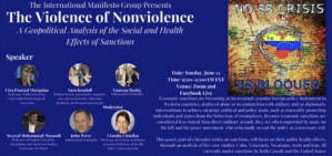 The Violence of Nonviolence: the Impact of Sanctions on Health